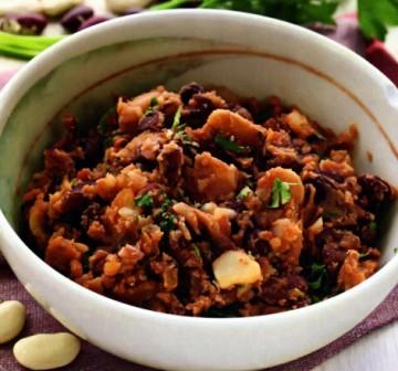 Рецепт куриных грудок с кунжутом