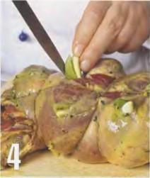 баранина рецепт с овощами