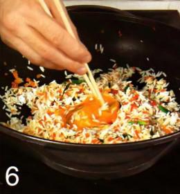 как приготовить рис по китайски
