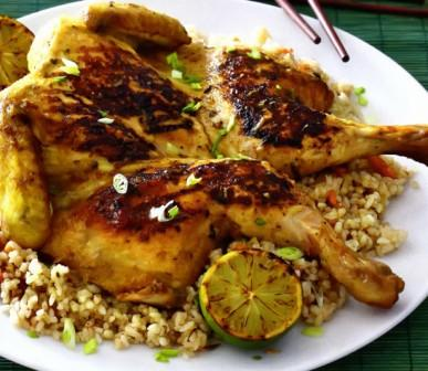 рецепты вкусных вторых блюд из риса