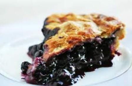 Пирог с черникой рецепт,дрожжевые пироги с черникой