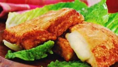 сэндвичи «моцарелла ин кароцца»