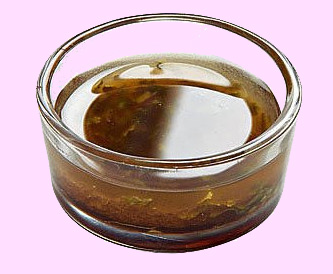 Имбирный соус-маринад