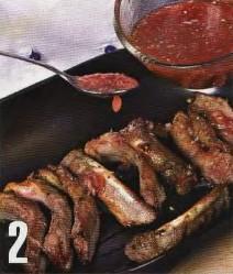 как приготовить свиные рёбрышки